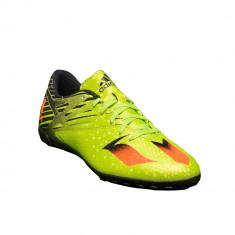 Ghete fotbal barbati Adidas Messi 15.4 TF Verde 40