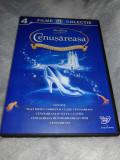 Cenusareasa - Cinderella - colectia completa pe DVD dublat romana, disney pictures