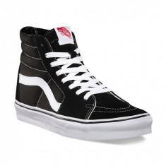 Shoes Vans SK8-Hi black/black/white