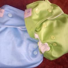 Scutece textile lavabile bebe 3-16kg - Scutece lavabile copii