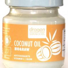 Ulei de cocos virgin bio 100ml - Ulei relaxare