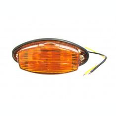 Lampa laterala Gabarit Remorca TIR 24v LED galbena AL-100816-1