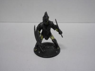 Figurina din plumb - Orco di Moria  - Lord of the Rings scara 1:32 foto