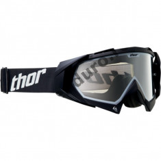 Ochelari cross Thor Hero culoare negru - Ochelari moto