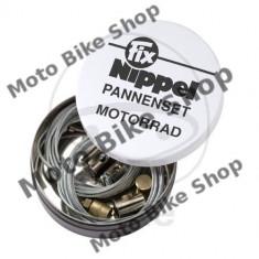 Set reparatie cabluri moto, universal,
