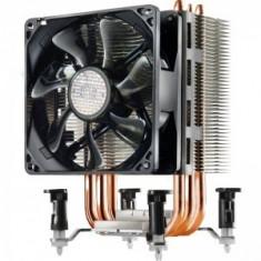 Cooler Master CPU Cooler Hyper TX3 EVO 1366/1156/1155/775/FM1/AM3+/AM3/AM2+/AM2 - Cooler PC Cooler Master, Pentru procesoare