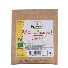 Supa de vara cu quinoa