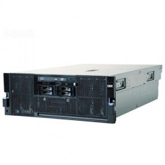 Server Refurbished IBM SYSTEM X3850 M2, Rackabil 4U, 4x Intel Xeon Dual Core 2.13Ghz, 32GB Ram DDR2-ECC, 2x 146GB, SAS HDD, Raid, 2 surse