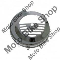 Capac racire motor Vespa PK 50 1982-1990, cromat, - Capac racire motor Moto