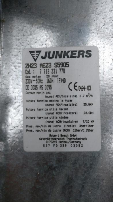 Piese termoteca Junkers ZW23 AE23