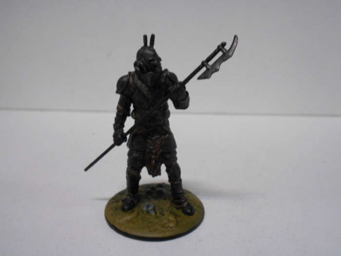 Figurina din plumb - Orco di Mordor  - Lord of the Rings scara 1:32