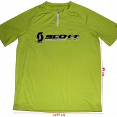 Tricou Scott, barbati, marimea XL - Echipament Ciclism, Tricouri