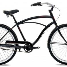 """Bicicleta Devron Urbio U2.6 M – 445/17.5"""", Satin Black - Bicicleta Cross"""