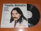 VASILE SEICARU-CITESTE NUMAI LA FINAL disc vinil LP vinyl pick-up pickup