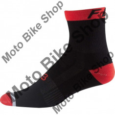 FOX MTB SOCKEN LOGO TRAIL 6, flame red, S-M, 17/160, - Sosete barbati