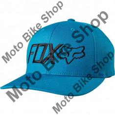 FOX KINDER KAPPE FLEXFIT DRAPER, maui blue, One Size, 17/039, - Sapca Copii