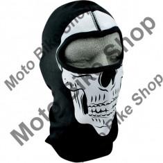 Cagula bumbac Skull, Zan Headgear, - Cagula moto