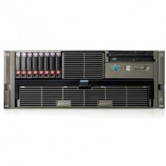 Server Refurbished HP ProLiant DL585 G2 4U, 2x AMD Opteron Dual Core 8220 2.8Ghz, 16GB Ram DDR2, 2x 146GB, HDD SAS, CDROM, 2 surse, 2 placi de retea - Server HP