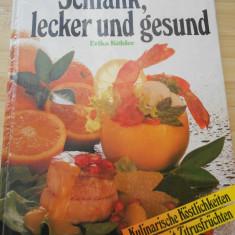 CARTE DE BUCATE - IN GERMANA