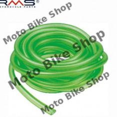 Furtun benzina 4x7 ciclomotor (rola 5 metri, pret pe 1m), - Furtun benzina Moto
