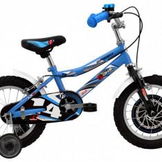 Bicicleta Copii DHS Speed 1403 (2016) Culoare Albastru