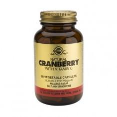 Cranberry Extract with Vit. C 60cps - Sifonier, Numar de usi: 1