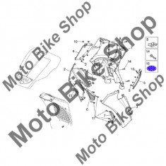 Grilaj DX Scarabeo 400-492-500 Light 2006-2008(AA, D, E, EU, F, I, NL, UK, USA) #6, - Carene moto