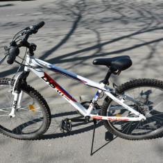 Vand bicicleta pentru copii, model DHS 2423 - stare foarte buna - Bicicleta copii DHS, Numar viteze: 6