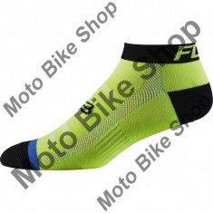Fox Mtb Socken Race, Flo Yellow, L/Xl, P:16/153, - Sosete barbati