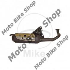 Toba Tecnigas Silent Pro Aprilia SR/ Rally/ F12/ MBK Nitro/Aerox, - Toba esapament Moto