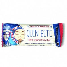 Baton ayurvedic Taste of America raw bio 30g - Sifonier, Numar de usi: 3