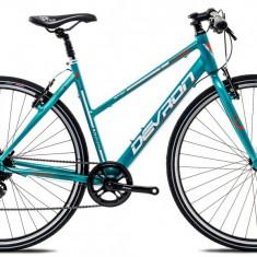 "Bicicleta Devron Urbio LU1.8 M – 535/21"", Electric Blue - Bicicleta Cross"