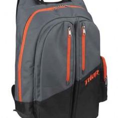 Rucsac Thor Tech Backpack Negru/Rosu-Portocaliu - Rucsac moto
