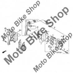 Pistonas etrier fata 2002 Honda XL650V #6, - Etrier frana Moto