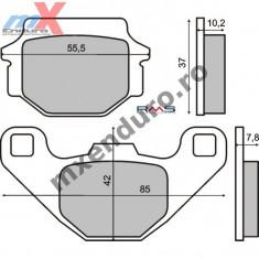 Placute frana spate sinter Kawasaki KLE500/AN 91- - Placute frana spate Moto