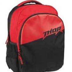 Rucsac Thor Slam Backpack culoare Negru/Rosu - Rucsac moto