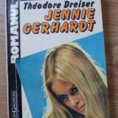 Jennie Gerhardt - Theodore Dreiser, 395900 - Roman dragoste