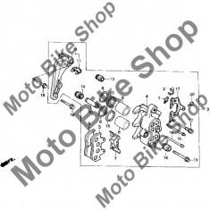 Protectie etrier fata 1990 Honda TRANSALP (XL600V) #14, - Etrier frana Moto