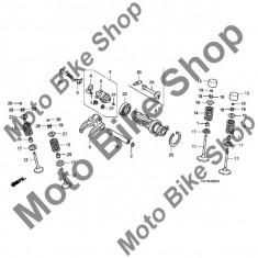 Pastila supapa evacuare 1.625 2008 Honda TRX450ER #20, - Capac supape Moto