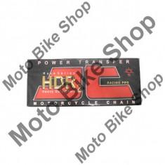 Lant transmisie JT 520HDR2 (auriu/negru) Super Competition, L116, deschis/cheita cu sig..., - Lant moto
