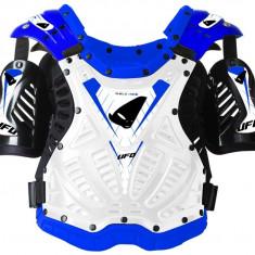 Protectii corp (carapace) Ufo, Shield One, albastru/alb - Protectii moto