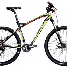 """Bicicleta Devron Zerga D5.7 L – 495/19.5"""" Black Fury - Mountain Bike"""