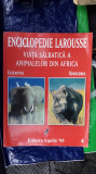 Enciclopedie Larousse Viata Salbatica A Animalelor Din Africa
