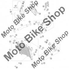 Bucsa cauciuc D=12mm KTM 1190 RC 8 BLACK 2009 #8, - Radiator racire Moto