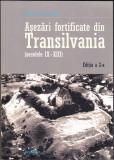 4.Carte Petru Iambor  Asezari fortificate din Transilvania secolele IX-XIII