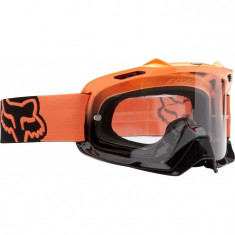 Ochelari cross Fox Brille Airspc culoare portocaliu - Ochelari moto