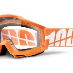 Ochelari cross/enduro 100% Caltrans lentila clara - Ochelari moto