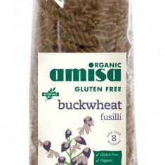 Fusilli din hrisca fara gluten bio 500g - Bufet