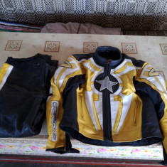 Costum moto din piele - Imbracaminte moto Nespecificat