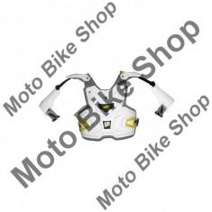 Protectie corp (carapace) Leatt GPX, alba, - Stikere Moto